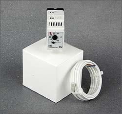 Thermostat Fußbodenheizung - ETI 1551 für den Außenbereich