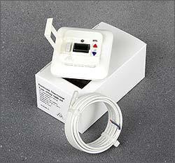 Thermostat Fußbodenheizung -  OTD2 mit Display für den Innenbereich -