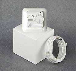 Thermostat Fußbodenheizung - OTN für den Innenbereich